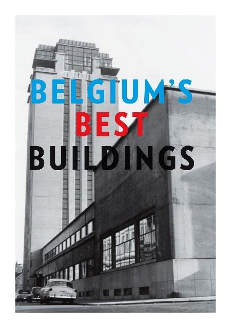 Meest Inspirerende Architectuurboek 2012: Belgium's Best Buildings - Luster