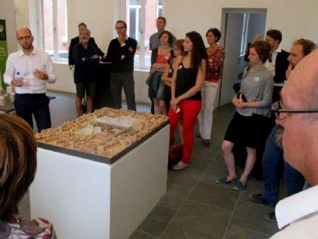 BVA studiemiddag over stadsontwikkeling in Antwerpen