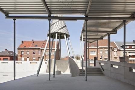 Projectbezoek laureaat Thermisch verzinken 2013 basisschool Den Top