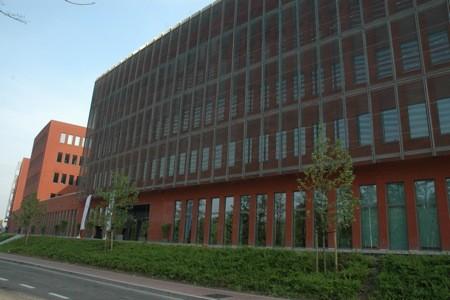 Kamgebouw is het nieuwe financiecentrum in Brugge