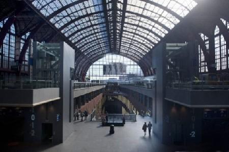 Antwerps Centraal Station wint Europa Nostra erfgoedprijs