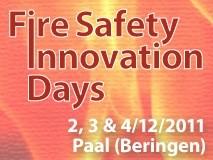 Beringen gastheer voor eerste Fire Safety Innovation Days