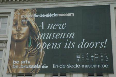 Fin de Sièclemuseum in Brussel opent zijn deuren
