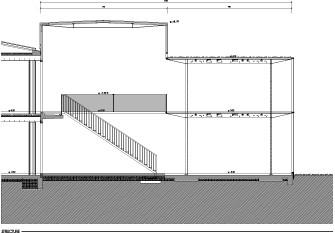 Staalbouwwedstrijd: Uitbreiding van bureau Greisch door Bureau d'architecture Canevas et bureau d'Etudes Greisch