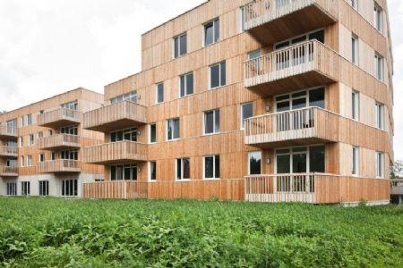 Architectenbureau HUB ontwikkelt project Den Draad op brownfieldsite