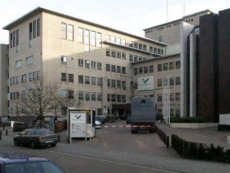 Fusieziekenhuis Jessa (Baumschlager & Eberle e.a.) bouwt nieuwe campus in Hasselt