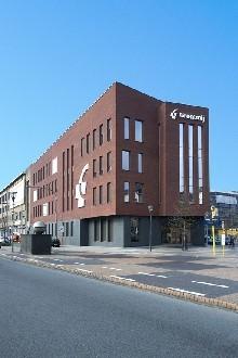 Eervolle vermelding Persjury 2020challenge – Kantoorgebouw Grontmij Mechelen