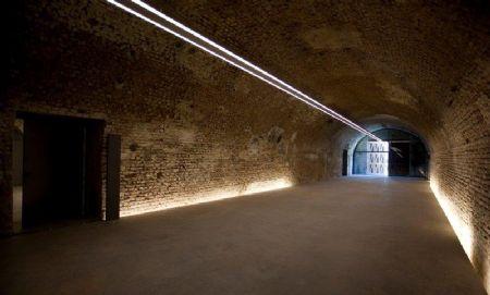 Renovatie Ieperse Kazematten door Govaert & Vanhoutte Architects