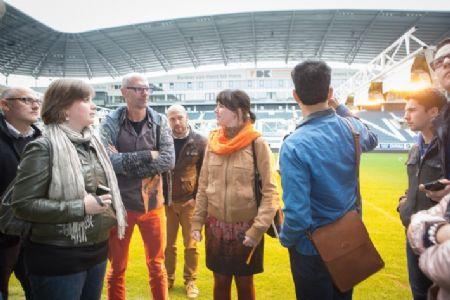 NAV: 'Energie-eisen voor schoolgebouwen' en aftrap a+A Peterschapsproject