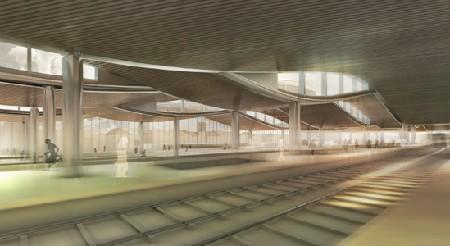 Salvatore Bono wil van stationcomplex van Mechelen ontmoetingsruimte maken