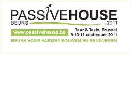 Passivehouse 2011 in Tour en Taxis Brussel
