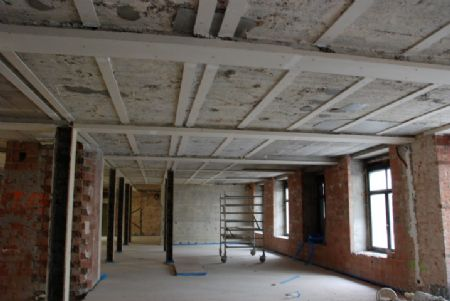 Renovatie van het BNP Paribas Fortis Kanselarijgebouw met oog voor brandveiligheid