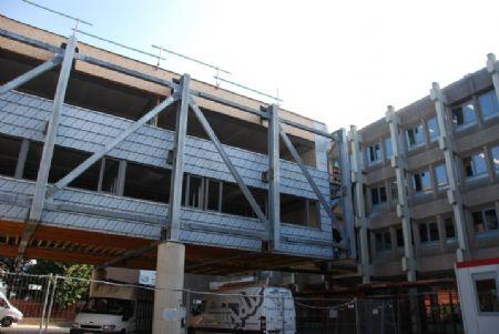 Uitbreiding ACV-gebouw Sint-Niklaas met brandpreventieplan Promat