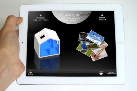 Kies het juiste type akoestisch isolerend glas met app 'Glass dBstation' van Saint-Gobain Glass