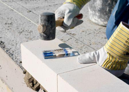 Silka Thermo-kimblok vermindert warmteverlies aan muurvoet
