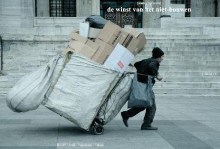 Startsymposium 'Winst van het niet-bouwen' door VAI in Antwerpen
