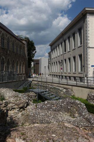 Op bezoek in het Gallo-Romeins museum in Tongeren
