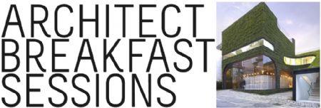 Architect Breakfast Sessions: seminar Intelligente Gevels op 4 juni