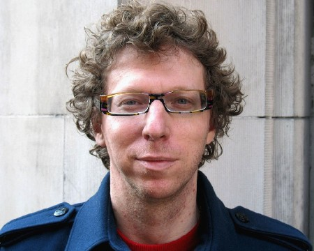 Interview Arnon Grunberg op Architectuurdag Boekenbeurs