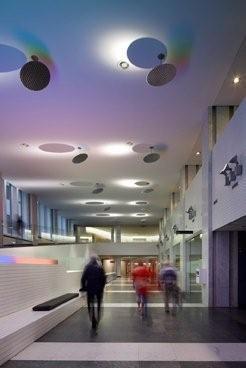 Zumtobel ontwikkelt lichtoplossing voor AZ Sint-Jan ziekenhuis in Brugge