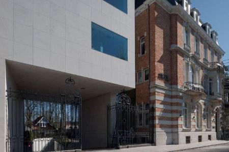 Bontinck tovert historisch Gents herenhuis om tot nieuw bankkantoor