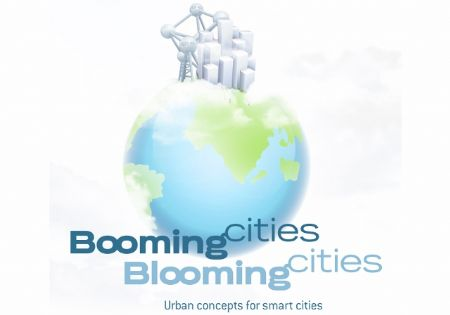 Studiedag Booming Cities op Realty 28 mei in Tour & Taxis