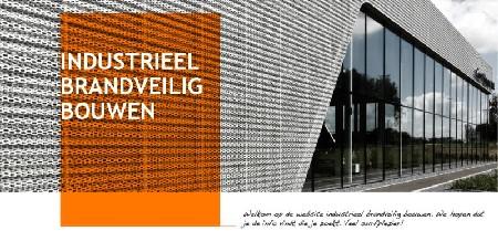 Lancering microsite over industrieel brandveilig bouwen
