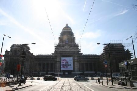 Laureaten van ideeënwedstrijd rond Brusselse justitiepaleis zijn bekend