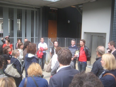 Verslag architectuurtrip BVA naar Brussel