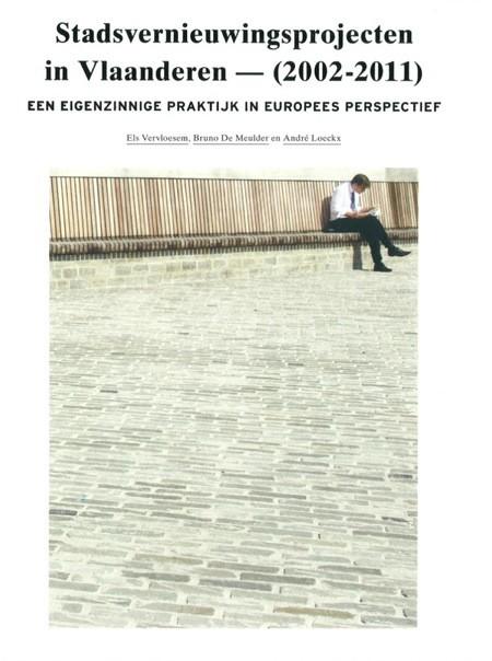 Meest Inspirerende Architectuurboek 2012: Stadsvernieuwingsprojecten in Vlaanderen 2002-2011 - ASP