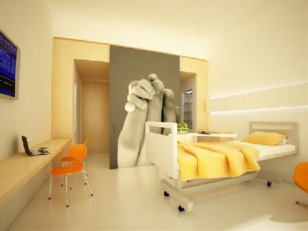 Zwevend ziekenhuis voor Knokke