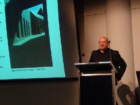 Terugblik op Stone Expo 2012 – geslaagd randprogramma voor architecten
