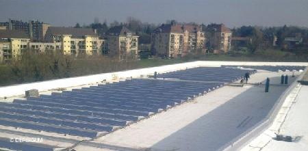 Derbigum plaatst grootste fotovoltaïsche installatie van Wallonië