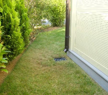 Aco ontwikkelt efficiënte afvoer voor elke tuinconstructie: de Gully infiltratieput