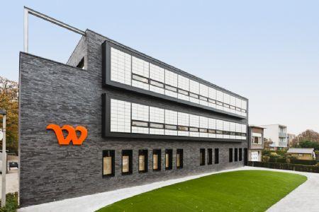 EGUS ontwerpt duurzaam kantoor met Kalwall
