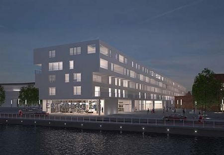 Balk van Beel wint Breeam International Award 2013
