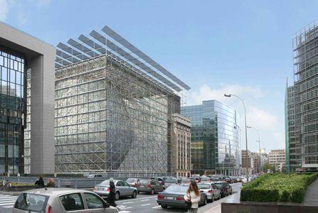 Project EUROPA, nieuwe zetel voor de Europese Raad en Raad van de Europese unie
