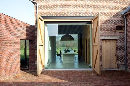 Belgische Prijs voor Architectuur en Energie: House DM van Lens°Ass