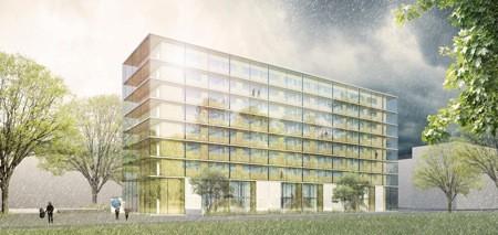Kempe Thill wint aanbesteding transformatie Rozemaai kwartier Antwerpen