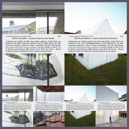 Grand Tour Architectuurboek landt in Brussel