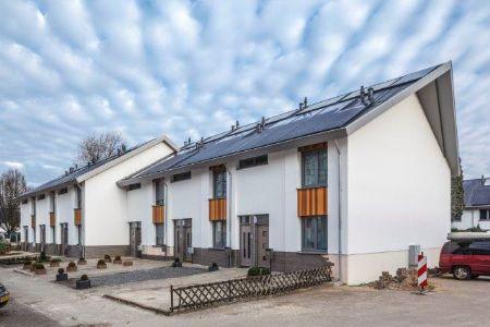 Grootschalig passiefrenovatieproject aan de gang in het Nederlandse Kerkrade-West
