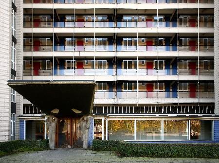 Architectuurwandeling op Architectuurdag Boekenbeurs
