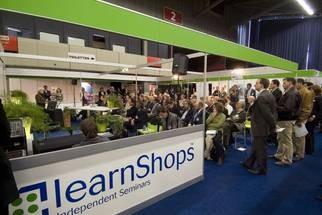Learnshops rond passiefbouw, luchtdicht bouwen, waterbeheer en groene gevels op IPB