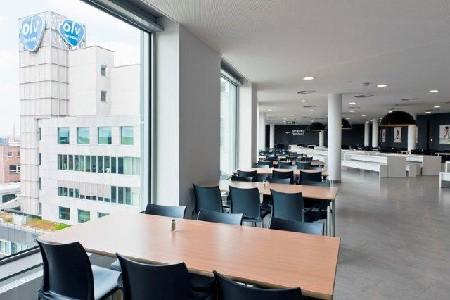 OLV Ziekenhuis Aalst: een fris en harmonieus geheel