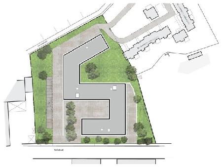 Osar ontwerpt duurzaam woonzorgcomplex voor OCMW Sint-Niklaas
