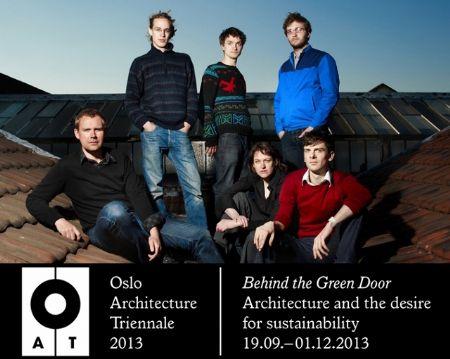 Brussels collectief Rotor geeft vorm aan Architectuurtriënnale van Oslo