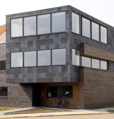Architect Steven Verbeke over zijn nieuw passief architectenkantoor