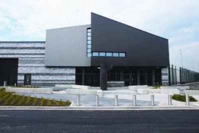 Nieuwe gevangenis van Marche-en-Famenne gebruiksklaar