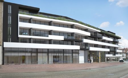 PCP en Drieskens & Dubois ontwerpen Residentie Rembrandt in Genk