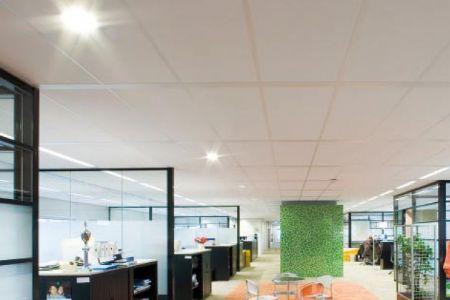 Rockfon versterkt duurzame positie op plafondmarkt Benelux